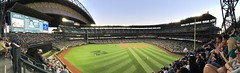 The House that Griffey Built (bOw_phOto) Tags: safecofield seattle mariners baseball newyork yankees panorama