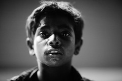 Hold your head high (N A Y E E M) Tags: hassan tokai boy ragpicker portrait lastnight street gmroad chittagong bangladesh carwindow availablelight poverty child