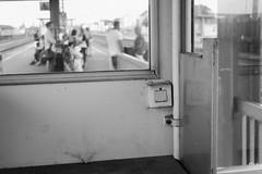 Railwaystation (M.Lichtfang) Tags: schweinfurt train railway station blackwhite canong7x mnchen
