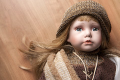 The unexpected (filippo.bassato) Tags: bambola occhi capelli ritratto