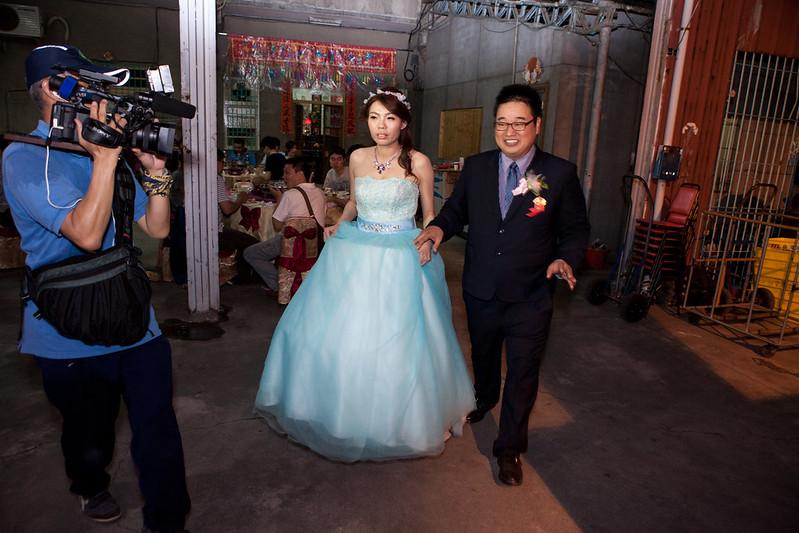 孟峰&梵齡 婚禮紀實-358