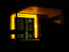P9226620 (linx.lk) Tags: stwendel nachts saarland postbank finanzcenter