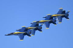 Blue Angels - SF Fleet Week 2016 (taggartgorman) Tags: fa18 blueangels fleetweek airshow sanfrancisco