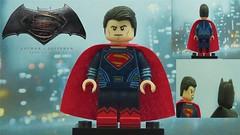 BVS Superman (Will HR) Tags: