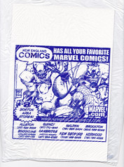 THE TICK SHOPPING BAG FROM SDCC BACK (vsndesigns) Tags: beta the tick vs arthur sentinel prime optimus successor townsend coleman lego minifig minifigure dcon 2014 ball mylar balloon buttons bonanza pencil indie shocker gbjr toys with tie and tshirt zombie in a steel box fox promotional totally kids magazine 45 club spoon taco bell meal commercial eli stone ben edlund little wooden boy comic book merchandise rare limited edition 80s 90s collector museum naked super hero heroine collection photo screen