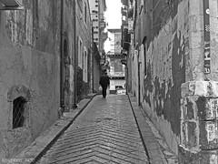 Vicoli di Pietra di Lava / Lanes of Lava Stones / CT / Sicilia. (rossolavico) Tags: italy europa europe italia sicily catania sicilia centrostoricocatanese rossolavico squatritomassimilianosalvatore