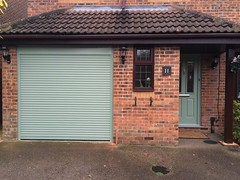SWS compact Securoglide. Special order in chartwell green.  Hailsham. December 2014