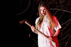 Killer 2 (markf5020) Tags: halloween up fun photography costume scary blood nikon october dress spooky killer gore horror terror axe murderer d7000 markf5020