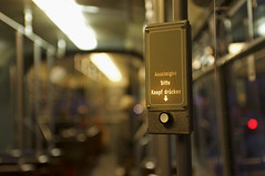 Trtaster-Impression (Frederik Buchleitner) Tags: munich mnchen tram streetcar 3037 trambahn pwagen 2031 linie21 strasenbahn