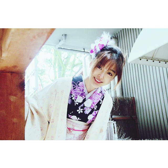 . Happy New Year.💕🎋👘