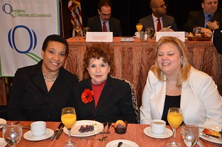 Breakfast with Queens Borough President Melinda Katz