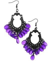 Glimpse of Malibu Purple Earrings P5420-1