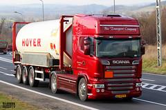 "Scania R Streamline Topline "" BIE TRANSPORT COMPANY "" (NL) (magicv8m) Tags: transport r trans scania streamline lkw tir hoyer topline"