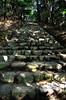 Akizuki Stairs Going Up (pokoroto) Tags: autumn up japan stairs october going 日本 fukuoka kyushu 九州 2014 10月 福岡県 十月 akizuki 神無月 kannazuki かんなづき themonthwhentherearenogods 平成26年