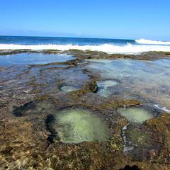 Low Tide at Ka'ena Point (zodia81) Tags: ocean sea hawaii oahu northshore lowtide islandlife kaenapoint luckyweliveinhawaii
