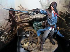 Arno IV (Ennossuke) Tags: toy unity edward gamer videogame arno ac videojuego blackflag altair figura assassins assassinscreed