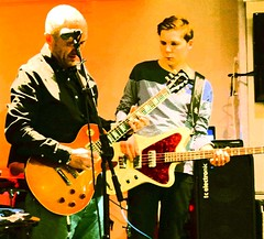 """Jam Session at the IOW Boogaloo Blues Weekend • <a style=""""font-size:0.8em;"""" href=""""http://www.flickr.com/photos/86643986@N07/15675058987/"""" target=""""_blank"""">View on Flickr</a>"""