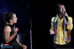 Alissa Czisny and Paul Rodgers