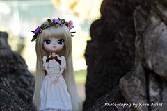 Ally (Karu Aileas) Tags: flores tree arbol doll alice dal blond groove classical mueca