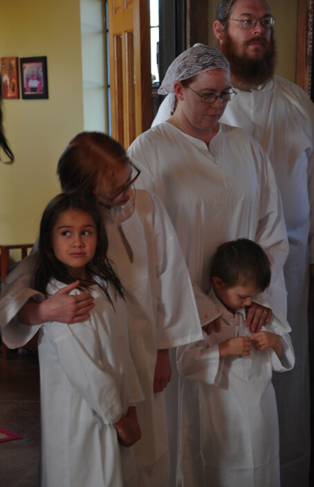 The World's Best Photos of baptism and tonsure - Flickr Hive