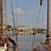 UK - Bristol - Harbourside - view of Hotwells