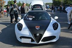 maiks1410001b (tanayan) Tags: car japan italian nikon automobile italia alfa romeo   aichi j1 maikosan shinmaiko