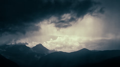 In the Depths of Our Perceptive Spirit... (Photography Revamp) Tags: light mountain mountains lightroom nikond7100 nikcollection