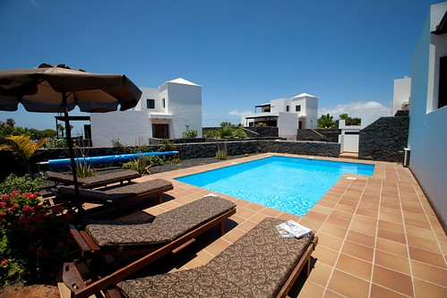 Villas Yaiza PISCINA 4 HR