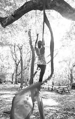pri air dance in the light black and white (karen lee hall) Tags: blackandwhite woman costarica bodylanguage dancer priscilla