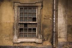 'A Short Story in Three Parts' (Canadapt) Tags: portugal window wall decay lisbon pipe monochromatic pane canadapt póvoasantoadrião