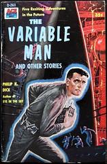 Ace D-261 Paperback Original (1957). Cover Art by Ed Emshwiller