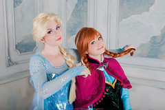 Frozen (4) (DashaOcean) Tags: anna frozen cosplay disney elsa