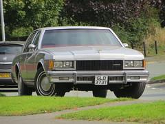 1979 Chevrolet Caprice Classic (GoldScotland71) Tags: gld373t