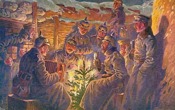Cartoline e disegni di Natale