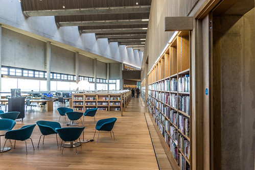 New Public Library In Dun Laoghaire, Officially Called DLR Lexicon Opened To The Public Today And It Is Worth Visiting Ref-100548