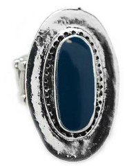 Gimpse of Malibu Blue Ring P4150-3