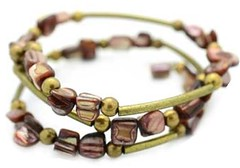 5th Avenue Brown Bracelet P9412-2