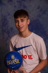 (Michael P Bartlett) Tags: kids portraits ball lights soccer models softbox