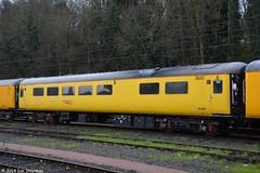 No 977974 3rd Dec 2014 Ipswich (Ian Sharman 1963) Tags: test station yard train coach no stock rail dec depot network railways 3rd rolling ipswich 2014 freightliner 977974