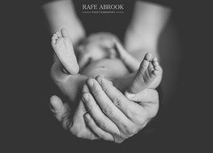 Newborn (Rafe Abrook Photography) Tags: baby feet parents hands dad tiny newborn cupping herts markyate