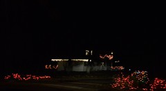 Christmas Lights (Adventurer Dustin Holmes) Tags: nightphotography christmaslights christmasdecorations xmaslights 2014 christmaslighting lebanonmo lebanonmissouri lacledecounty housesdecoratedforchristmas