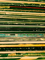 Day 98 of 365 (MarcKellyPhotog) Tags: old music records macro shop lomo lomography bokeh vinyl depthoffield lp aged popculture crate peekskill bruisedapple marckellyphotography