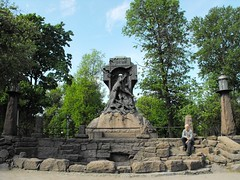 Naval Memorial, Saint Petersburg (leonyaakov) Tags: stpetersburg russia moscow travel holiday monuments architecture church cathedral religion fountain garden park санктпетербург россия питер marculescueugendreamsoflightportal anticando