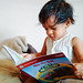 "Ayyat reading a book • <a style=""font-size:0.8em;"" href=""http://www.flickr.com/photos/38585027@N00/16181824262/"" target=""_blank"">View on Flickr</a>"