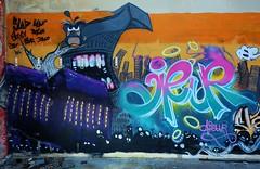 Urbex et graffitis, anciens abattoirs Bretagne (thierry llansades) Tags: urban art wall graffiti graf reze maine dessin peinture ruine abandon brest graff abattoir mur vendee loire rennes nantes vannes saintmalo abandonned peintures graffitis fresque ruines quimper abattoirs urbex angers lorient vende boucherie viande mayenne graffs cholet grafs quiberon 2015 chotel loireatlantique rez fresques sevre nantaise freques urbex2015 nantainse