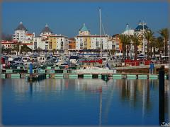 Vilamoura (Portugal) (sky_hlv) Tags: portugal algarve atlanticocean vilamoura loule oceanoatlntico