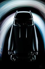 Superamerica 1/18 (vapi photographie) Tags: light car painting miniature super ferrari voiture elite 118 diecast superamerica 410