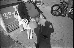 (Full Package) (Robbie McIntosh) Tags: leica shadow blackandwhite bw film monochrome bike analog 35mm candid 28mm strangers streetphotography rangefinder delta bn negative 400 mp analogue package ilford ilforddelta400 biancoenero argentique dyi selfdeveloped pellicola elmarit analogico leicamp leicam filmisnotdead autaut leicaelmarit28mmf28iii elmarit28mmf28iii arsimagofd arsimagofddeveloper arsimagofd139