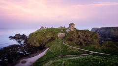 Last Light at Dunnottar (Damon Finlay) Tags: sunset castle islands scotland highlands nikon ruins aberdeenshire scottish d750 nikkor f4 dunnottar stonehaven scottishhighlands 1635mm historicarchitecture dunnottarcastle highlandsandislands nikkor1635mmf4 nikond750