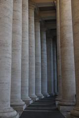 Il colonnato del Bernini (Patrizia1966) Tags: italy rome roma beautiful sanpietro bernini colonnato bestoftheday canoneos550d